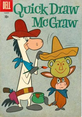 Quick Draw McGraw #5