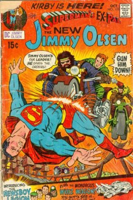 Superman's Pal Jimmy Olsen #133