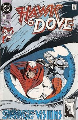 Hawk and Dove #10