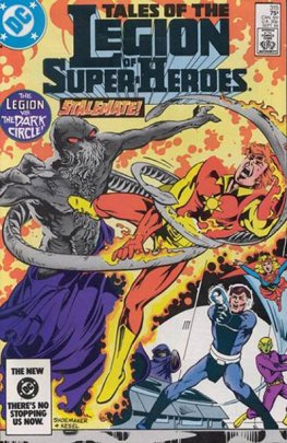 Legion of Super-Heroes #315