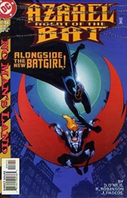 Azrael: Agent of the Bat #56