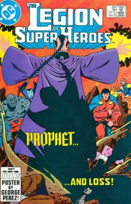 Legion of Super-Heroes #309