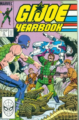 G.I. Joe, Yearbook #4