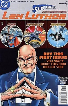 Superman's Nemesis: Lex Luthor #1