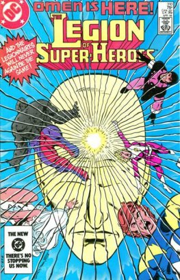 Legion of Super-Heroes #310