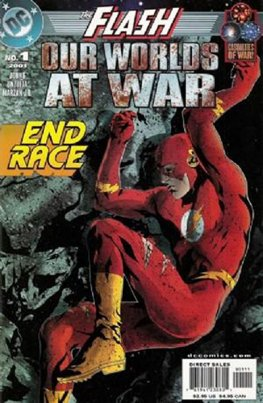 Flash: Our Worlds At War #1