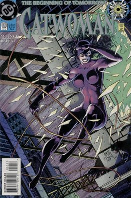 Catwoman #0