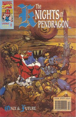 Knights of Pendragon, The #6