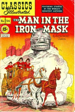Classics Illustrated #54 Man in the Iron Mask (HRN93)