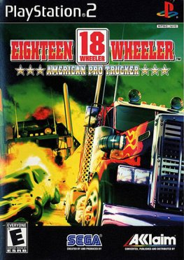 Eighteen Wheeler: American Pro Trucker