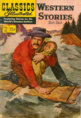 Classics Illustrated #62 Western Stories (HRN152)