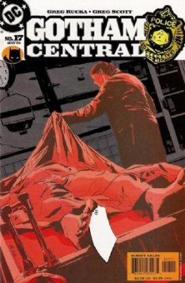 Gotham Central #17