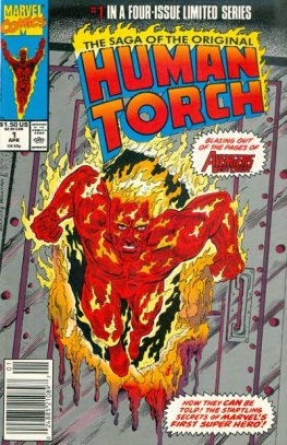 Saga of the Original Human Torch, The #1