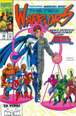 New Warriors #36