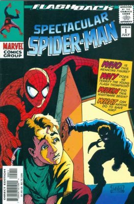 Spectacular Spider-Man, The #-1