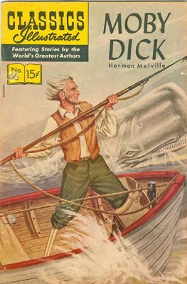 Classics Illustrated #5 Moby Dick (HRN167)