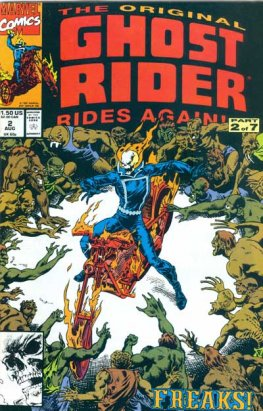 Original Ghost Rider Rides Again, The #2