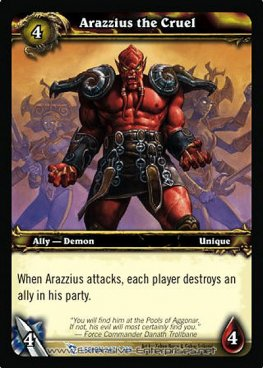 Arazzius the Cruel