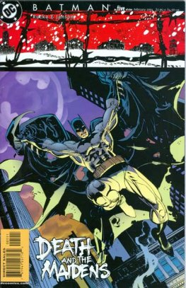 Batman: Death and the Maidens #5