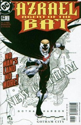 Azrael: Agent of the Bat #62