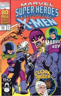 Marvel Super-Heroes #7
