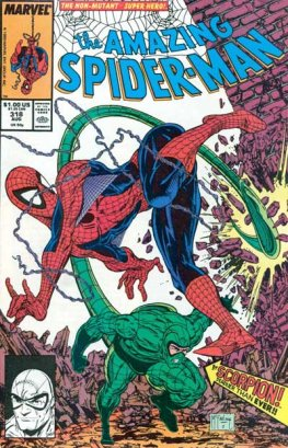 Amazing Spider-Man, The #318