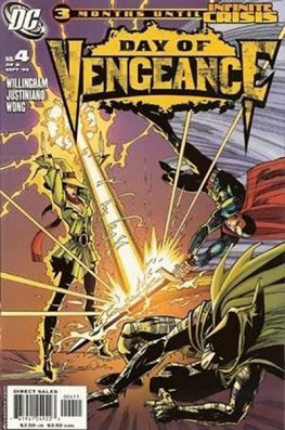 Day of Vengeance #4