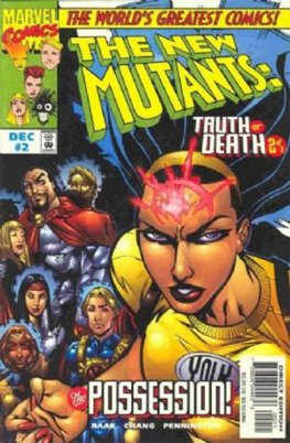 New Mutants: Truth or Death #2