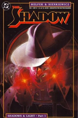 Shadow, The (Complete Series #1-19)