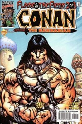 Conan: Fire & the Fiend #2