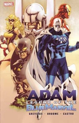 Adam: Legend of Blue Marvel