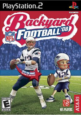 Backyard Sports: NFL Football '08
