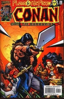 Conan: Fire & the Fiend #1