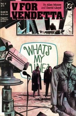 V for Vendetta #5