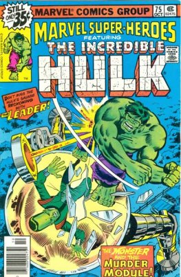 Marvel Super-Heroes #75