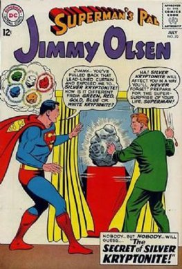 Superman's Pal Jimmy Olsen #70