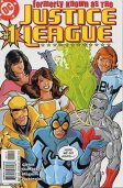 Formerly Known as the Justice League (Complete Series #1-6)