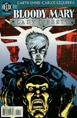 Bloody Mary: Lady Liberty #4