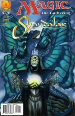 Magic the Gathering: Shandalar (Complete Series #1-2)