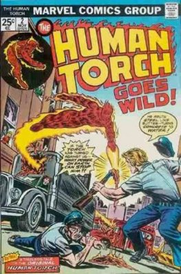 Human Torch, The #2