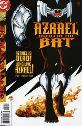 Azrael: Agent of the Bat #50