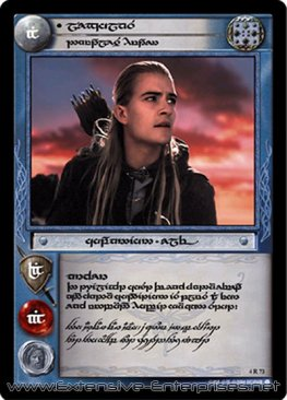 Legolas, Dauntless Hunter