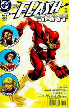 Flash 80-Page Giant #1