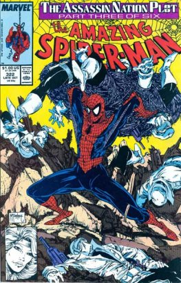 Amazing Spider-Man, The #322