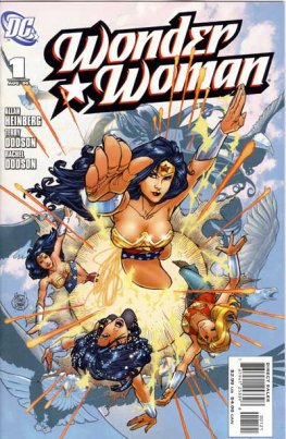 Wonder Woman #1 (Kubert Cover)