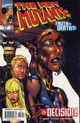 New Mutants: Truth or Death #3