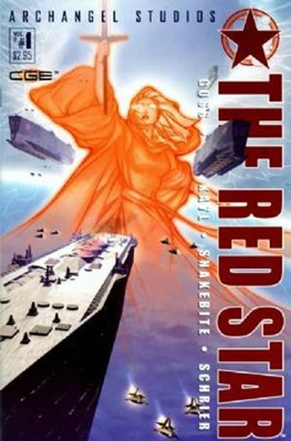 Red Star, The (Vol. 2 - Complete Series #1-5)
