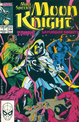 Marc Spector: Moon Knight #7