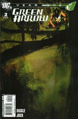 Green Arrow: Year One #2