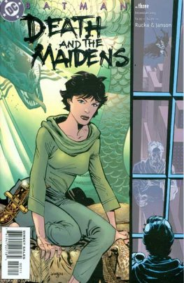 Batman: Death and the Maidens #3